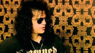 Slash teaches Paradise City and More!