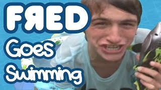 Fred Goes Swimming