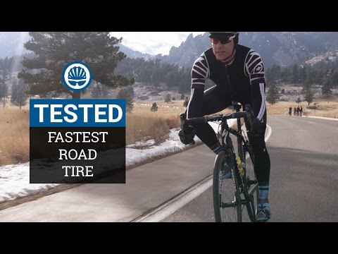 Lab Tested – What's The Fastest Road Bike Tire?