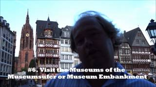 preview picture of video 'Visit Frankfurt: Top 10 Sights in Frankfurt, Germany'
