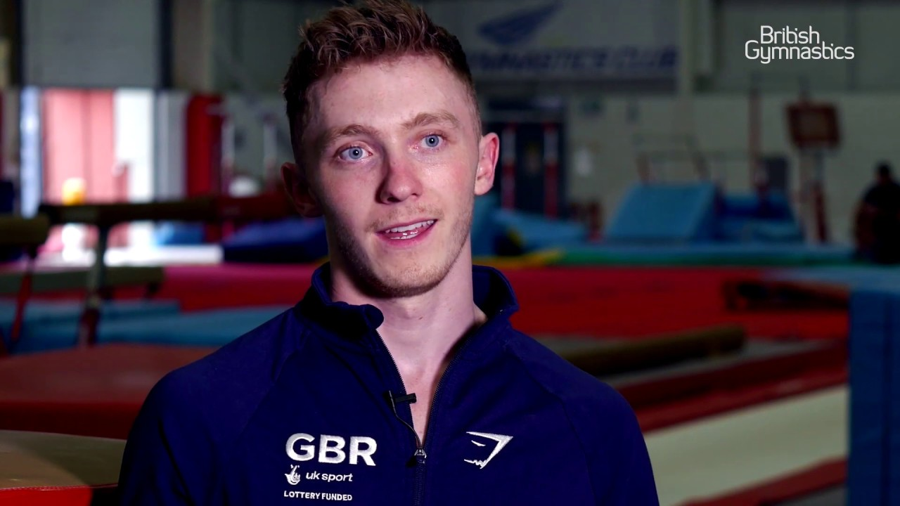 100 days to go until the 2019 Gymnastics World Cup - Nile Wilson talks