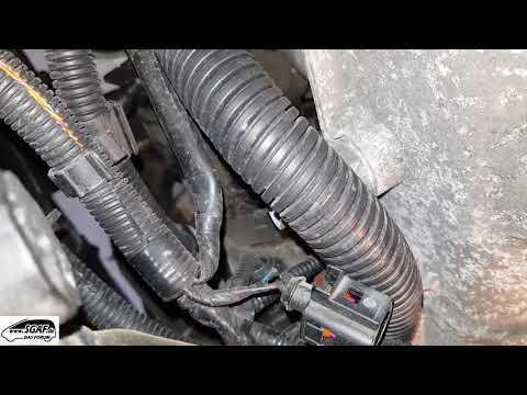 VW POLO 9N Stecker Rückwärtsgangschalter reparieren