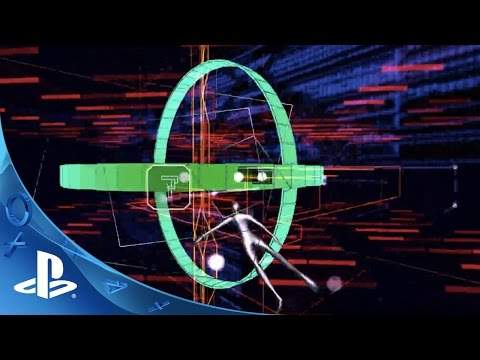 Rez Infinite - Debut Trailer (Direct Feed) | PS VR thumbnail