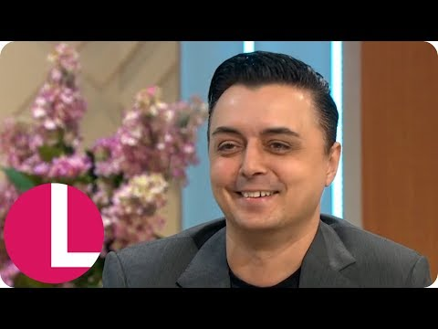 BGT Magician 'X' Unmasked as Former Contestant Marc Spelmann | Lorraine (видео)