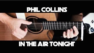 Kelly Valleau - In the Air Tonight (Phil Collins) - Fingerstyle Guitar