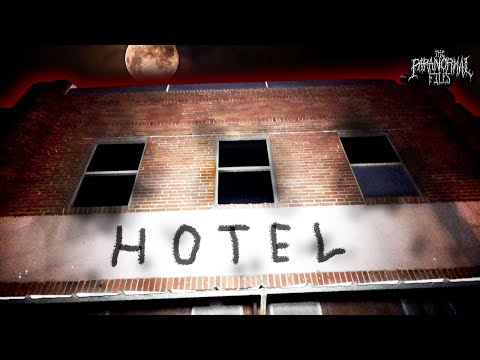 Alone In A Haunted Hotel