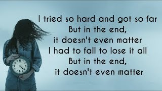 Linkin Park - In The End Ft. Mellen Gi & Tommee Profitt Remix | Belyrics