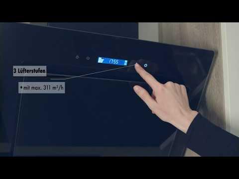 Dunstabzugshaube LED KFD 607-2 L