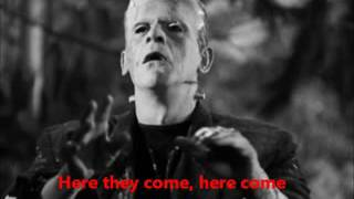 Judas Priest - Here Come The Tears (featuring Frankenstein's Monster) Lyrics