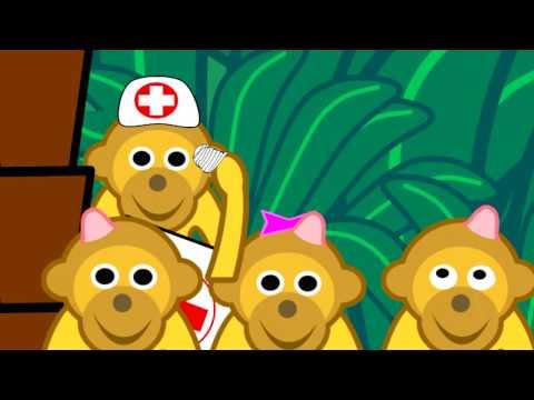 Maxim Turbulenc / Pět opiček