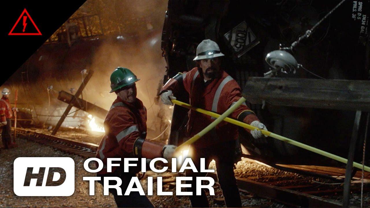 Trailer för Life on the Line