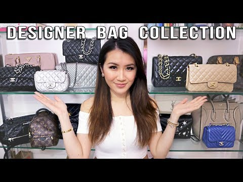 bae8305c32b0 Designer Bag Collection Chanel Louis Vuitton YSL and more play