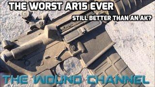 The Worst AR-15 Ever (Still Better Than An AK?)