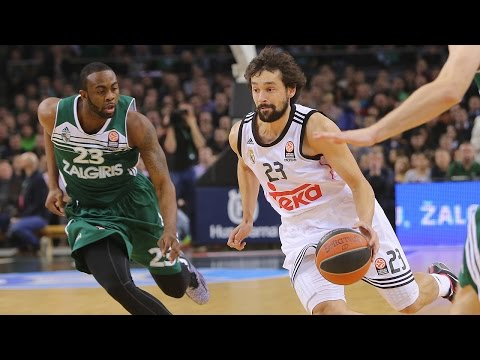 Highlights: Zalgiris Kaunas-Real Madrid
