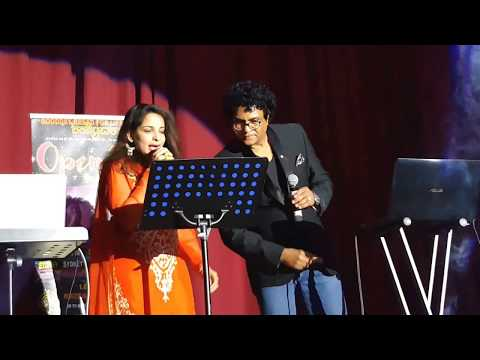 Vijay Jogia & Divya Iyer | Open Mic 2017 | Dheere Dheere Se Meri Zindagi Mein Aana