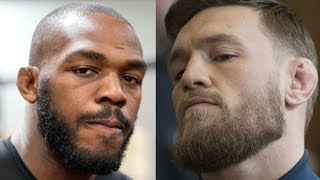 JON JONES É DESTRO OU CANHOTO? E CONOR MCGREGOR?