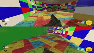 VOLVEMOS AL MAPA DEL TERROR EN LEGOLAND! ZOMBIES CUSTOM MAP CALL OF DUTY BLACK OPS 3 GAMEPLAY