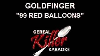 99 Red Balloons English Karaoke