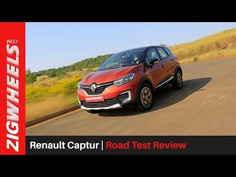 Renault Captur | Road Test Review | ZigWheels.com