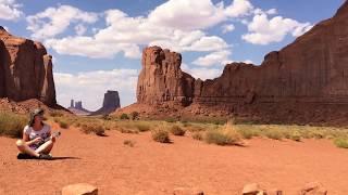 Ukulele - Riptide With Lyrics And Traduzione - Monument Valley