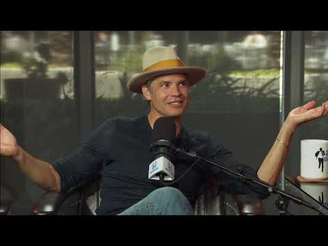 Timothy Olyphant talks about a Tarantino set rule