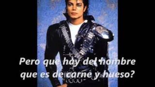 Be Not Always (Subtitulos Español) - Michael Jackson