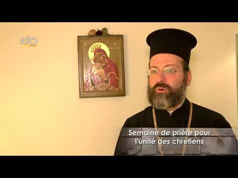 Monseigneur Job de Telmessos - Semaine pour l'unité des chrétiens 2018