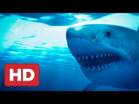 Deep Blue Sea 2 (2018) - Exclusive Trailer Debut