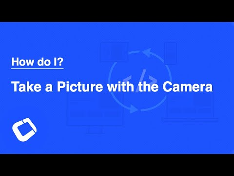Take a Picture With The Camera