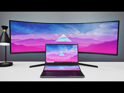 Dope Tech: The Biggest Ultrawide Monitor!