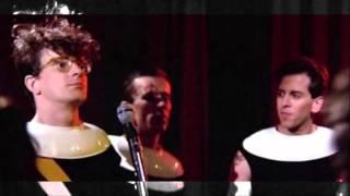 Devo Speed Racer (Live Detroit 1982)