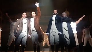 A Celebration of the Original Broadway Cast of Hamilton