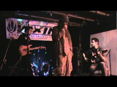 "JTO- ""Got My Act Together"" Live (Firehouse 13 - April 10th 2012)"
