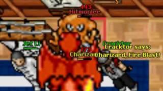 Hitmonlee  - (Pokémon) - Pokemon Online - Charizard vs Hitmonlee