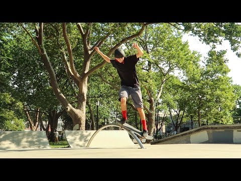 My Favorite Skatepark in NYC