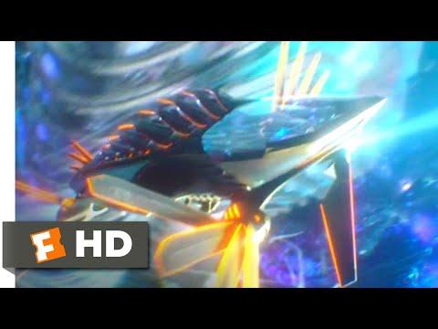 Aquaman (2018) - Escape from Atlantis Scene (4/10)   Movieclips