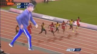 Matin running OL