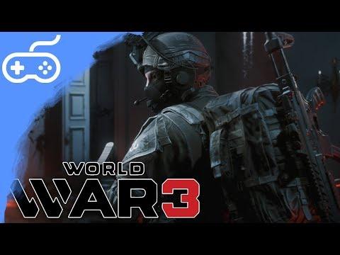 NÁSTUPCE BATTLEFIELDU? - World War 3