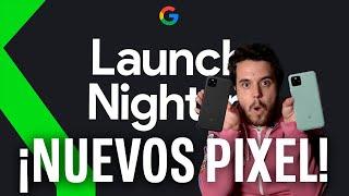 ¡LLEGAN LOS NUEVOS PIXEL! Google Pixel 4A 5G y Google Pixel 5