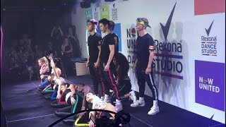PARANÁ LIVE PERFORMANCE IN BRAZIL   NOW UNITED (HD)