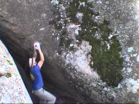Zarzalejo - Awesome granite bouldering near Madrid...
