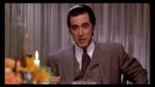 Scent Of A Woman - Awkward Dinner