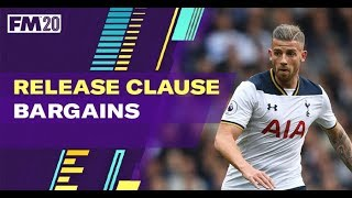 FM20 Release Clause Bargains