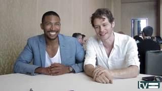 Interview de Joseph et Charles au Comic Con 2016