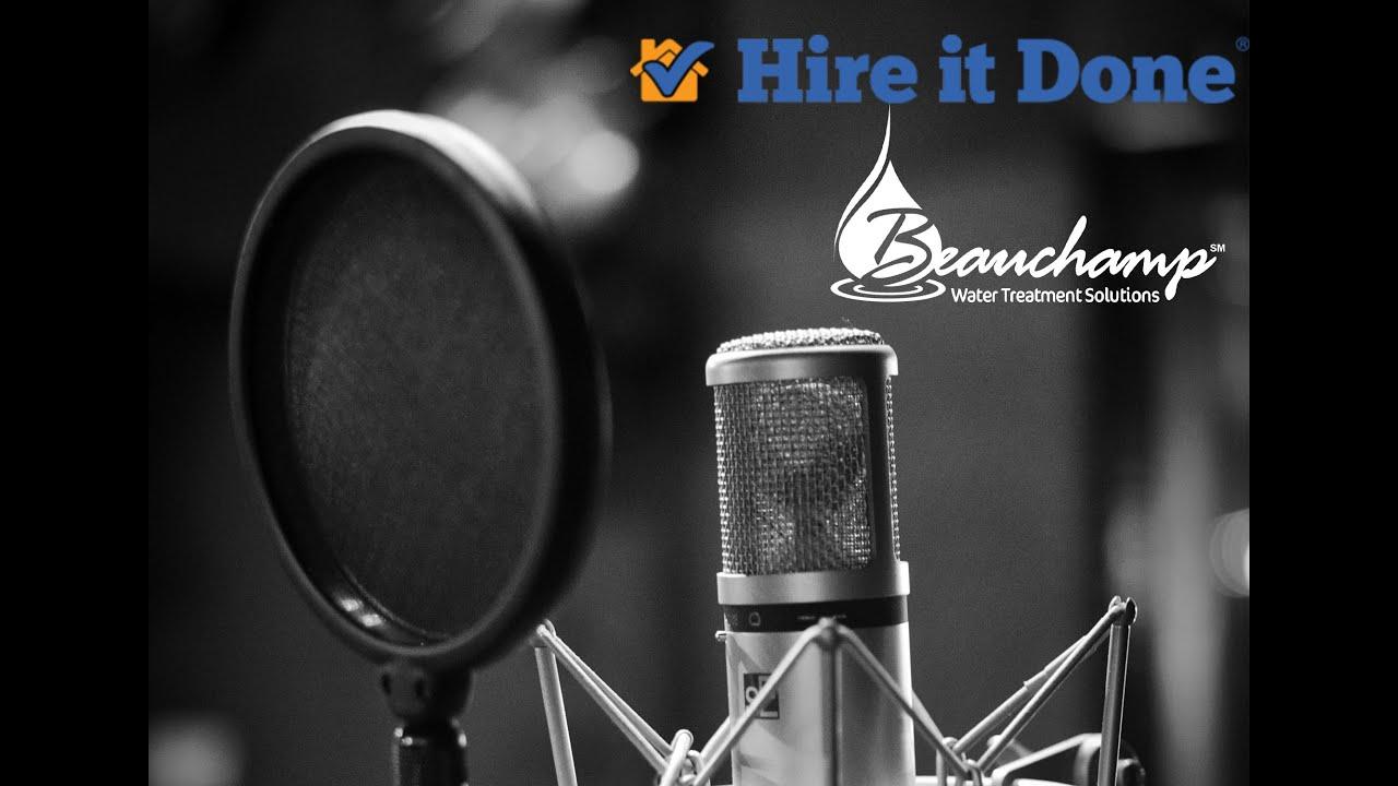 Full WWJ Hire it Done Radio Show Interview with Jerrad Beauchamp and Scott Brackenridge.