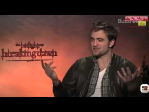 Since Robert Pattinson was just cast as Batman now more than ever is a good time to look back at when he constantly shit talked Twilight while filming it.