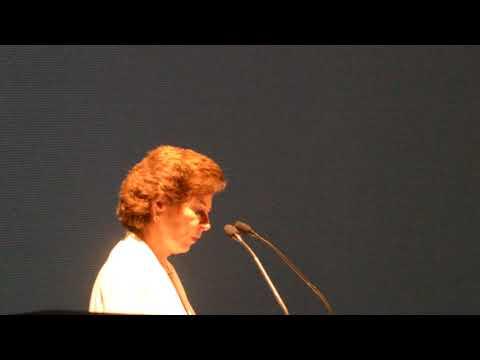 La secretaria de Cultura, María Cristina García Cepeda