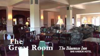 preview picture of video 'Video Postcard Bar Harbor, Maine - The Bluenose Inn Bar Harbor Hotel - Looking Glass Restaurant'