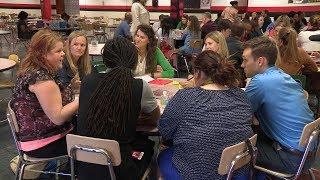 The Flock: Supporting Teachers Through Peer Feedback