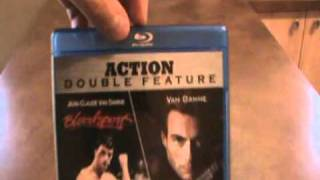 Critique Blu-ray Bloodsport / Timecop double feature